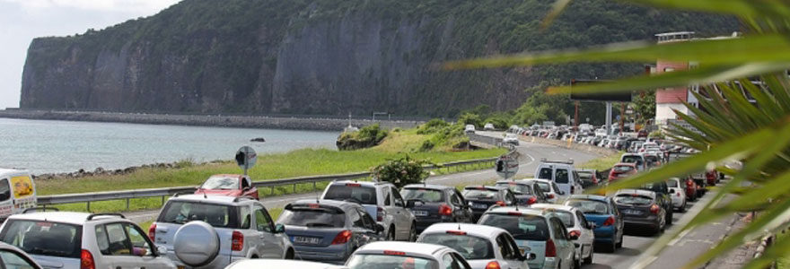 location de voiture à la Réunion